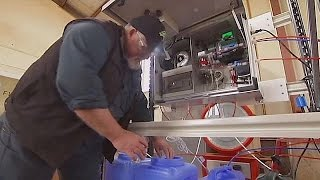 A eletrólise da água como alternativa aos fungicidas - hi-tech