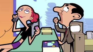 Customer Service | Mr. Bean Cartoon