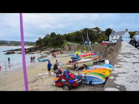 Marble Hill Beach, Dunfanaghy, Co. Donegal 19 Aug 2018 v1