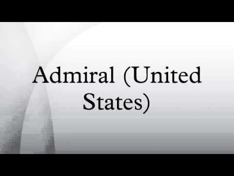 Admiral (United States)