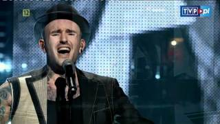 "The Voice of Poland - Ben Saunders - ""If You Don't Know Me By Now"" - LIVE"