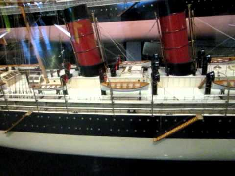 Vid 2011 10 08 Model Ship Display   Riverfront Museum, Glasgow