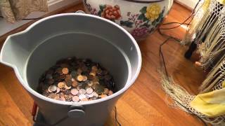How Many Pounds of Copper from 2 Boxes of Pennies