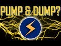 IS STORM A PUMP AND DUMP? Analysing Price Movement