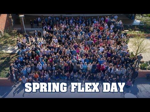 Spring Flex Day