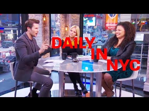 JASON DUNDAS IS DAILY IN NYC  making it