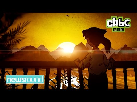 CBBC Newsround: Hiroshima - A Survivor's Story In Animation