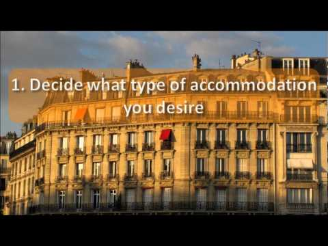 How to find cheap accommodation in Paris within your budget
