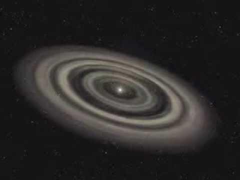 sự hình thành Hệ Mặt Trời.