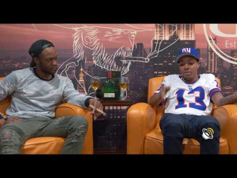 Cigar Talk: G Herbo talks having a girlfriend while being a rapper & overcoming lean addiction