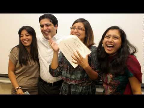 Humphrey Fellows Long-term English Training Program | VT LCI