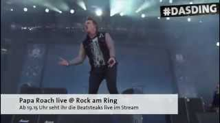 Papa Roach - ...To Be Loved (live @ Rock am Ring 2015)