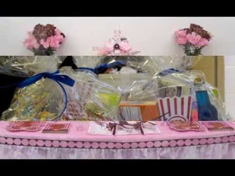 Diy Baby Shower Game Prize Decor Ideas Youtube