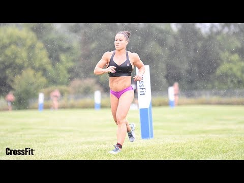 The CrossFit Games - Individual Run Swim Run