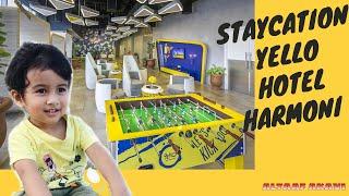 Gambar cover REVIEW YELLO HOTEL HARMONI JAKARTA | STAYCATION ALTAAF AKAVI