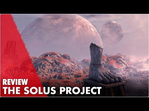 THE SOLUS PROJECT | Review | Análisis | Jota Delgado