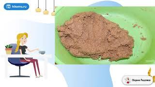 Бисквитная Картошка с шоколадом Рецепты дня с фото