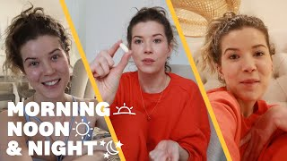 Meghan Rienks' Daily Routine and At-Home Workout | Morning, Noon & Night | Women's Health