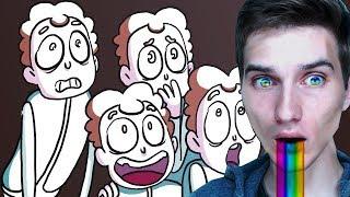 Откуда взялся Боб со шрамом? | РЕАКЦИЯ | На Знакомьтесь Боб