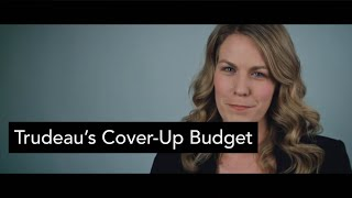 A Cover-Up Budget | Rachael Harder