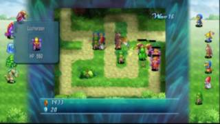 Final Fantasy Crystal Defenders (PSN) - W1, Level 1 -  Perfect - 13355