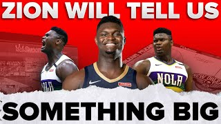 What to Expect From Zion Williamson 🏀   #shorts