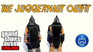 GTA 5 ONLINE *RARE* HOW TO OBTAIN THE JUGGERNAUT OUTFIT GLITCH MALE FEMALE SOLO PS4 XBOX 1.37