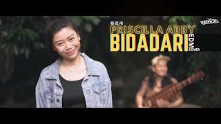 Ismail Izzani -【 Bidadari 】 EDM Cover ( Priscilla Abby 蔡恩雨  )