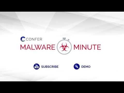 Malware Minute: Analyzing a Powershell Attack