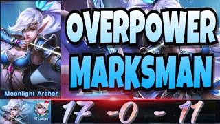 Miya Overpower Trick Gameplay - Mobile Legend #7