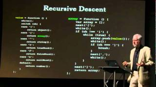 Crockford on JavaScript - Act III: Function the Ultimate