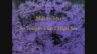 Watch Mazzy Star Bells Ring video