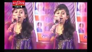 Kinjal Dave New Gujarati Live Style Garbo | Gokul Dhaam No |