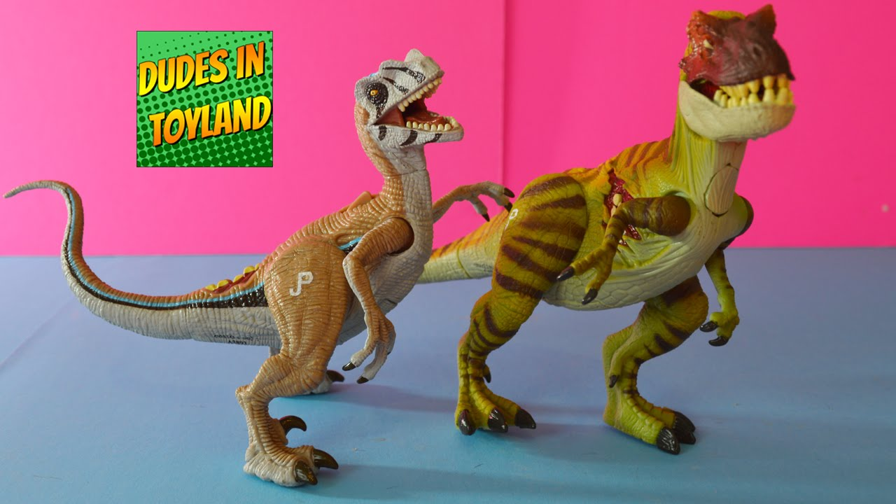 Opinion jurassic park raptor toys curious