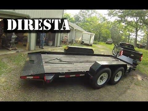DiResta 66 My Trailer was Stolen!!