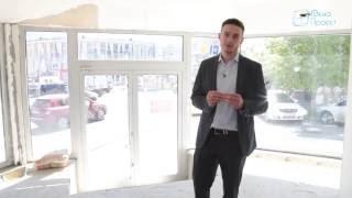видео алюминиевое остекление фасадов