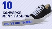 2448c6069fdf95 Review converse jack purcell white ตอนใส่ - YouTube