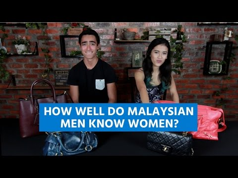 How Well Do Malaysian Men Know Women?