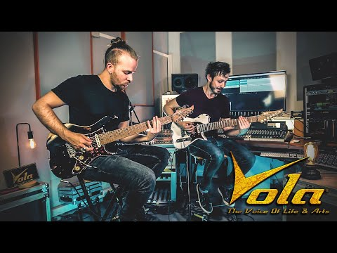 "Kadinja ""From the inside"" (Guitar Playthrough)"