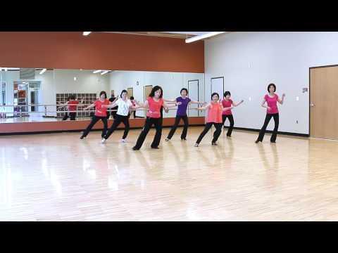 Just Let Me - Line Dance  (Dance & Teach)