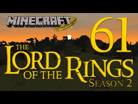 Minecraft Lord of the Rings Season 2 - Part 61 - Travel Bug