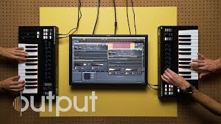 ANALOG BRASS & WINDS by Output - Watch It In Action