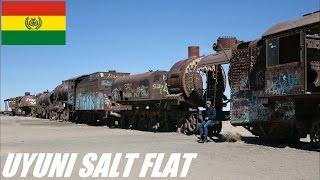 South America: Travel to Bolivia – Salar De Uyuni – Uyuni Salt Flat Part 1 of 2