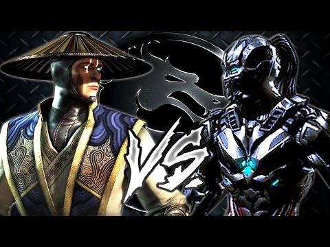 MKX: Online Matches - THUNDERONE [Raiden - Thunder God] VS He3k [Cyber Sub-Zero]!