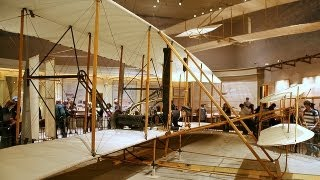1903 Wright Flyer Balsa Wood Model Kit