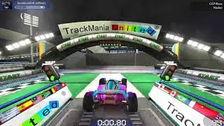 TrackMania United - Trackmania United Forever (PC) Author Medals (03): Fighting for 0.04 Seconds - User video