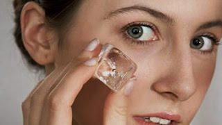 Кубики льда для лица рецепт - лёд для сухой кожи | #edblack