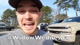 Widow Wednesday
