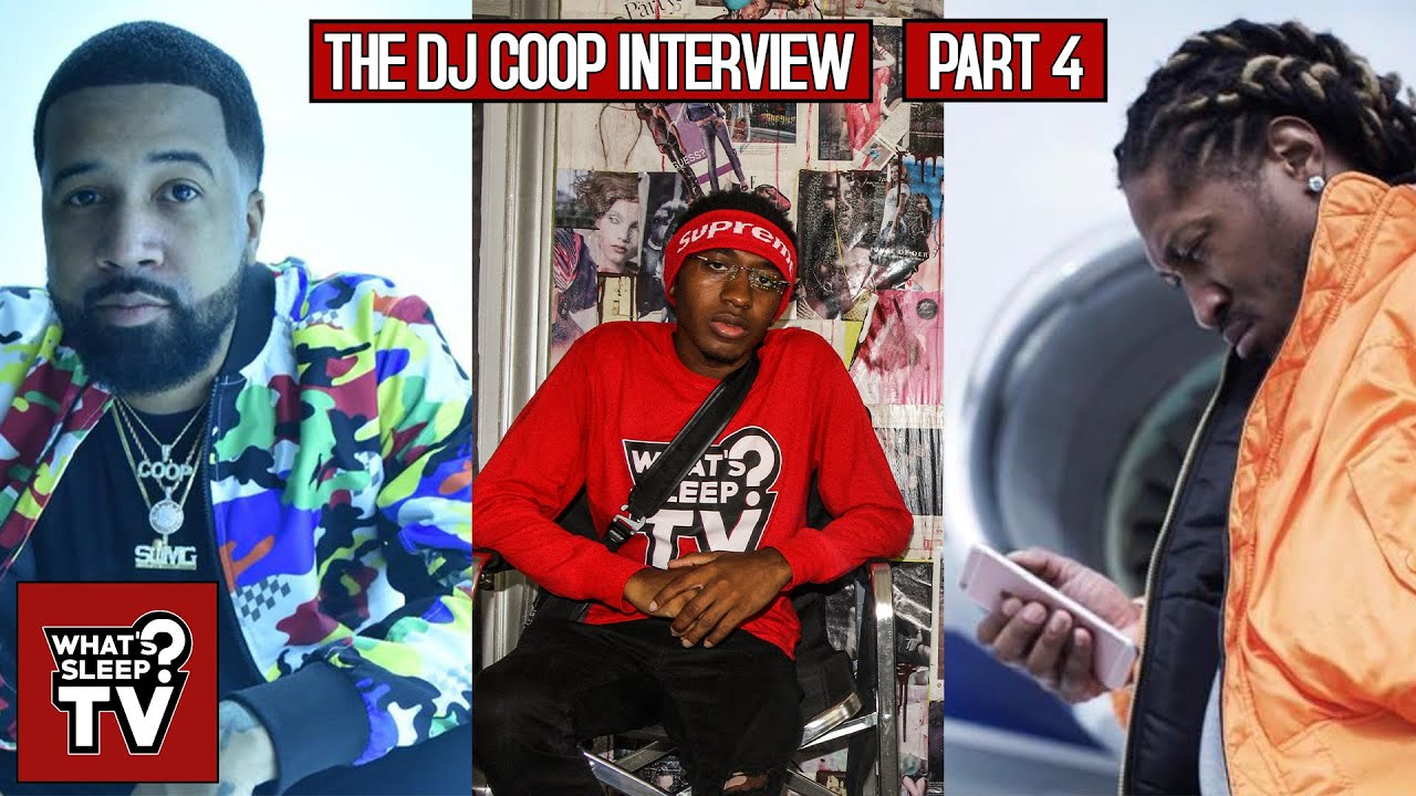 "DJ Coop On His First Time Coming Across What's Sleep? TV ""Why Does Their Opinion Matter So Much?"""