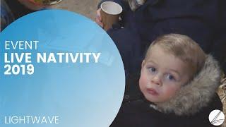 Lightwave Live Nativity- Highlights